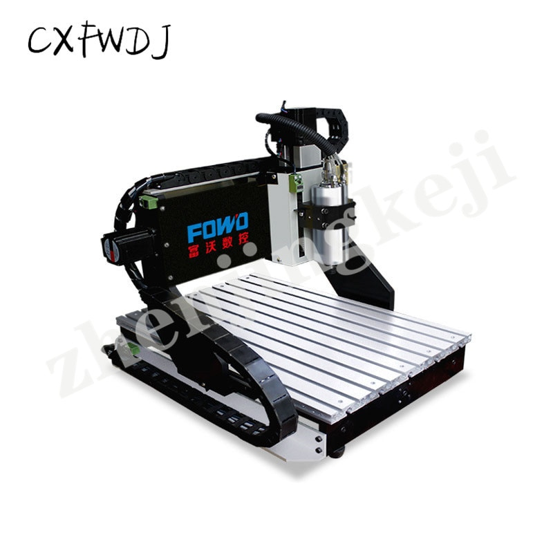 Automatic CNC Engraving Machine Small Automatic DIY Four-Dimensional Stereo Woodworking Jade Metal Engraving Machine