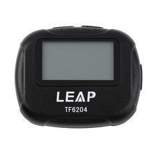 Chronomètre dintervalle sport Crossfit boxe Yoga Segment chronomètre TF6204 noir chronomètre dintervalle chronographe électronique