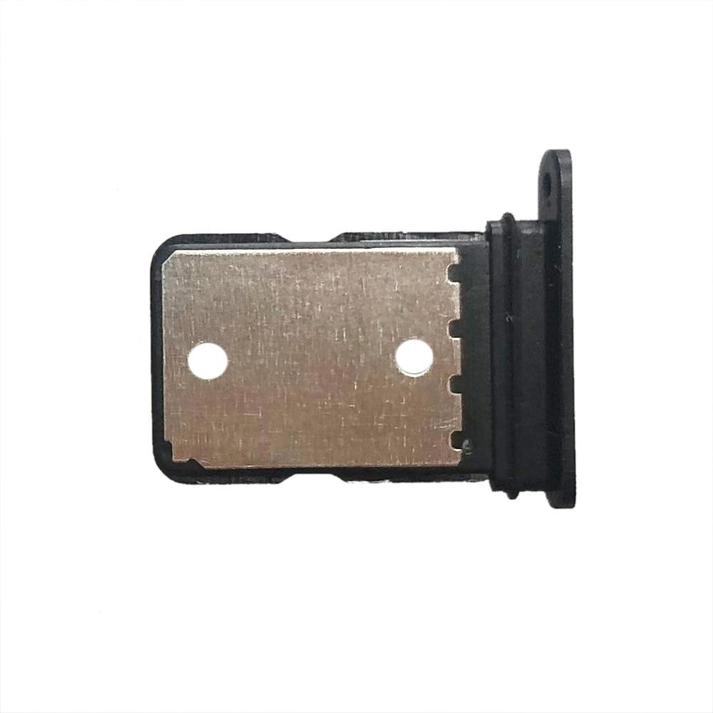 Nuevo soporte para tarjeta SIM ranura cubierta negro para Google Pixel 4 / Pixel 4 XL teléfono