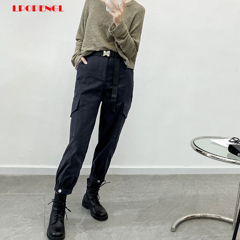High waist jeans womens 2020 spring and autumn sexy tight buttocks leggings high stretch slim trousers fashion all-match