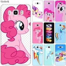 Mobile Phone Case TPU for Samsung A70 A50 A60 A40 A30 A20 A10 A5 A6 A7 A8 A9 Cover My Little Pony