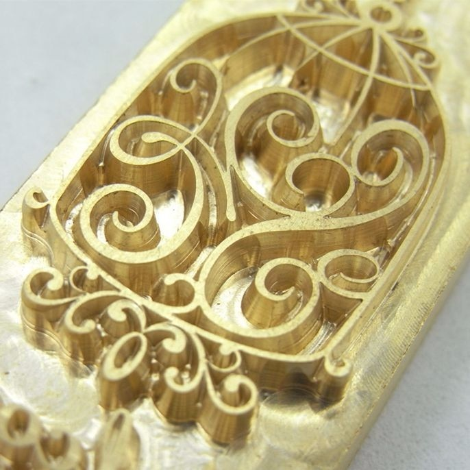 Estampado en caliente de cuero de oro con molde de cobre, molde moldeado de cobre, diseño personalizado, envío gratis, cliche personalizzati