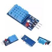 1pcs smart electronics dht11 temperature and relative sensor humidity kit for diy led with module j1j2