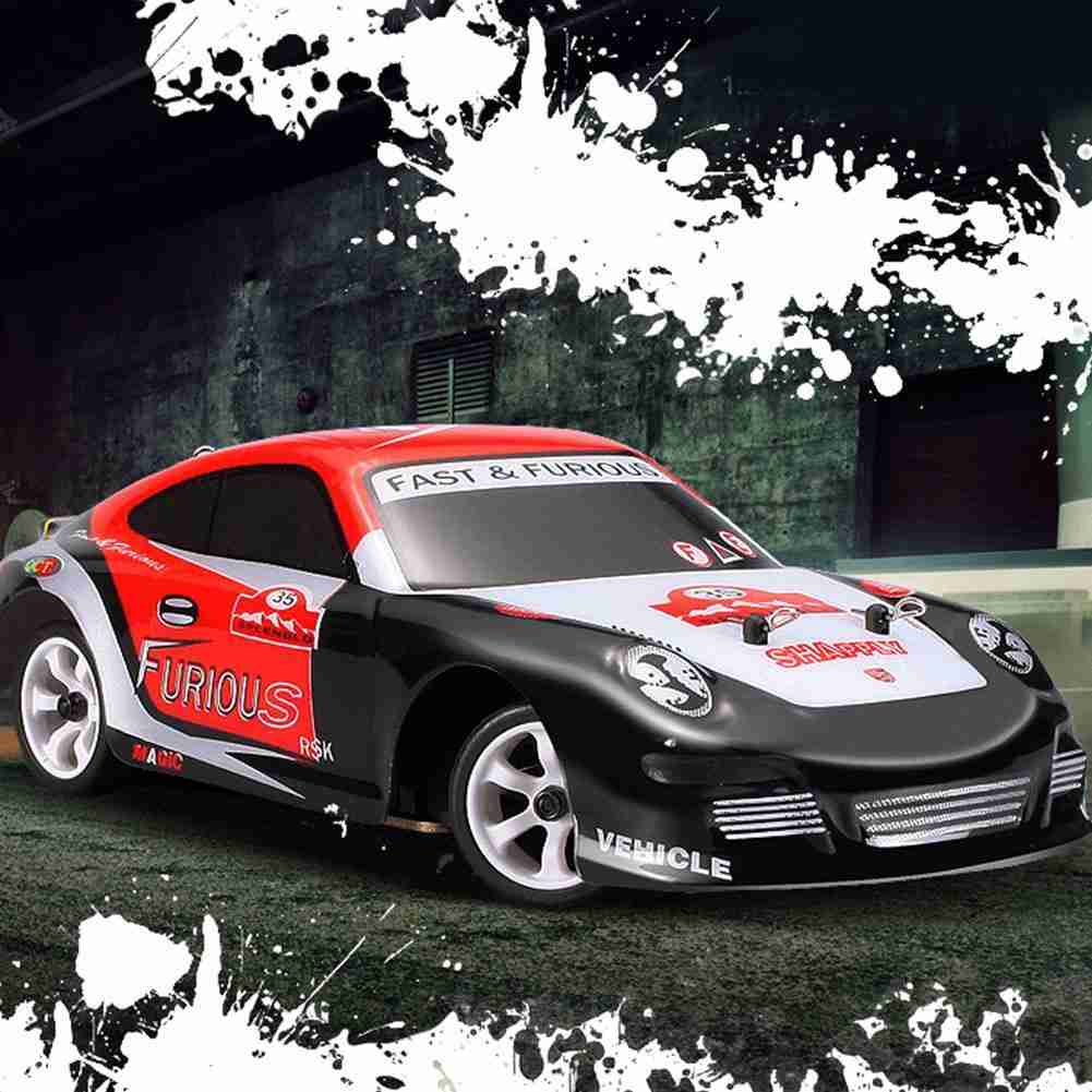 K969 RC Car 1:28 30Km/h 2.4G Remote Control 4WD Off Road Race Car Toys High Speed Electric Drift Driving Rc Cars Kids Toys enlarge