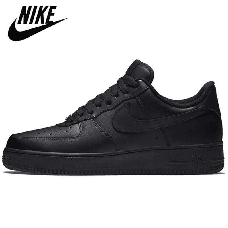 Nike air force 1 shadow Leather Men Women High Flat Skateboard Shoes Triple white black Fashion Spor