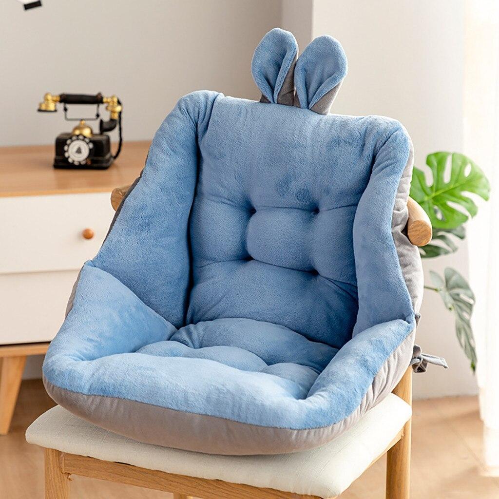 2020, de un asiento cojín semicerrado, cojines de espuma viscoelástica para SILLA, cojín para asiento de escritorio, asiento multifuncional cálido y cómodo