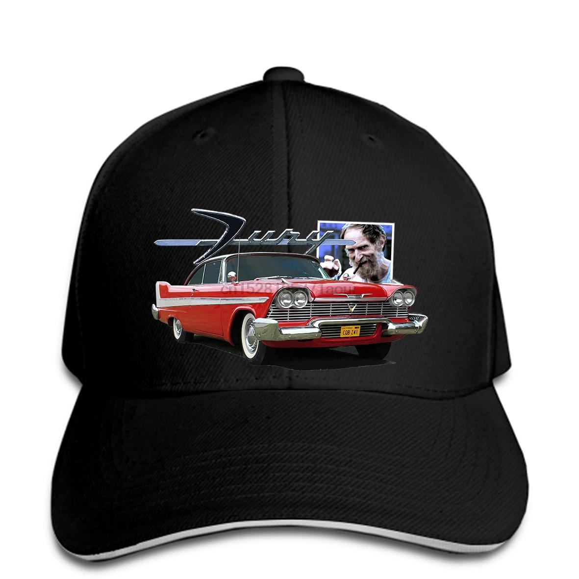 Gorra de béisbol 1958 Plymouth Fury gorras de béisbol de 7 colores para elegir Hot Rod