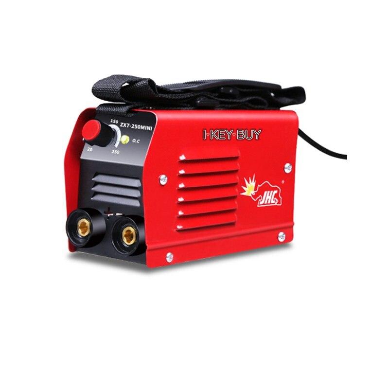ماكينة لحام كهربائية صغيرة محمولة للمنزل 220 فولت