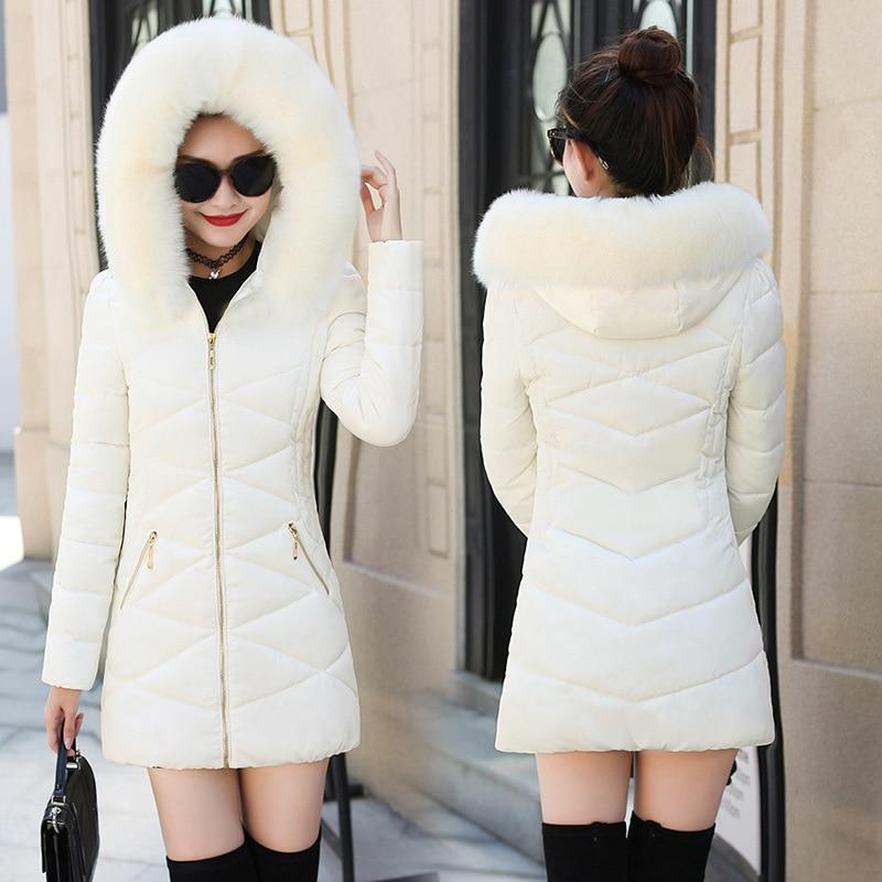 Зимние женские повседневные утепленные теплые стеганые куртки 2020, пальто, женская однотонная верхняя одежда, зимняя куртка
