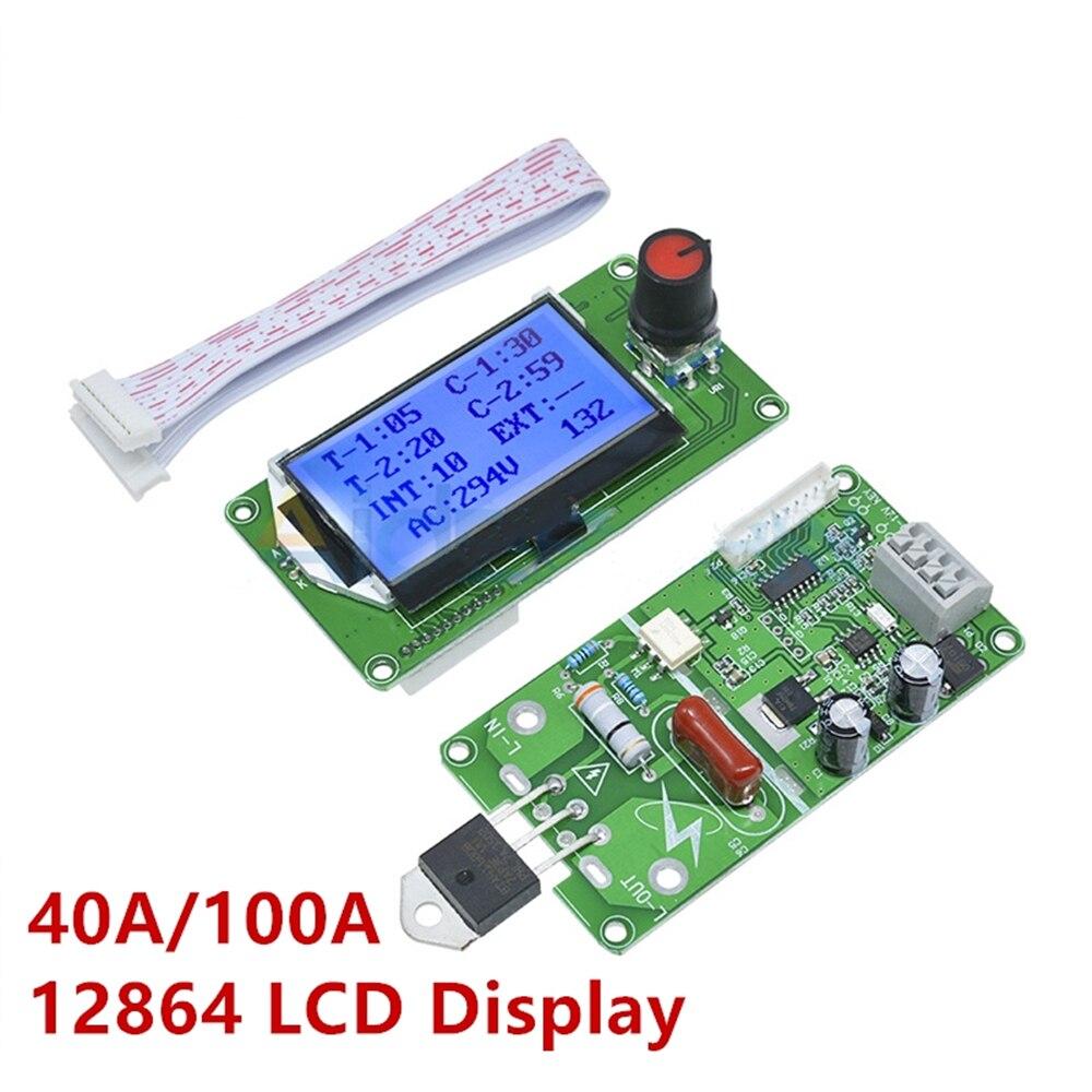 modulo 100a 40a do controlador do soldador do ponto do codificador do pulso de digitas