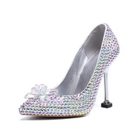 new high heels wedding shoes 2020 womens rhinestones handmade wedding shoes womens shoes women heels high heels
