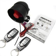Durable Car Alarm Devices One Way Car Alarm Device Vibration Alarm System M810-8115 Lossless Assembl