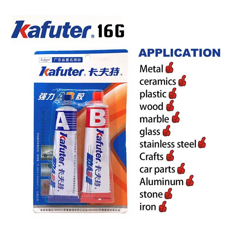 AB Клей 16 г нержавеющая сталь Алюминиевый сплав стекло пластик дерево керамика мрамор сильный Быстросохнущий акриловый структурный клей