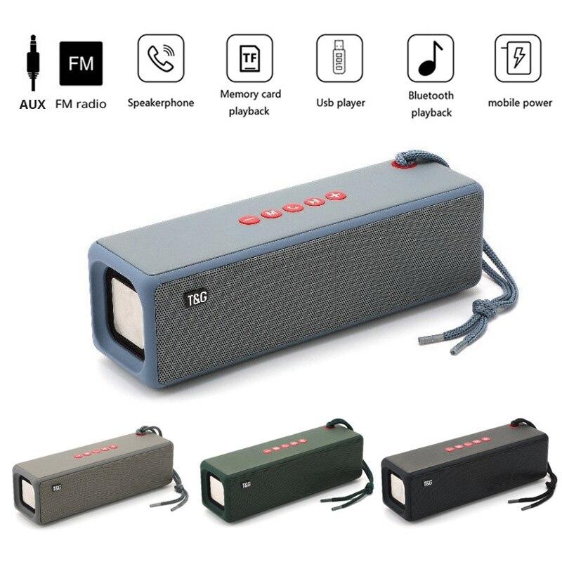 Altavoces portátiles con bluetooth para ordenador, inalámbrica potente barra de sonido con...