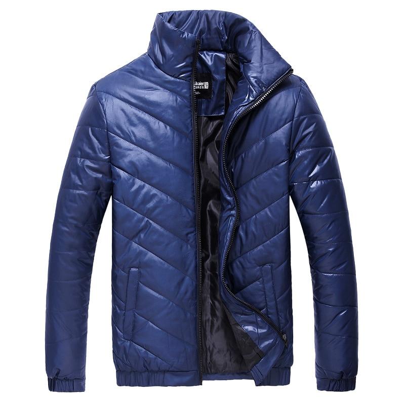 Мужская хлопковая куртка, толстая зимняя мужская куртка, Мужская хлопковая куртка, Мужская хлопковая куртка-ветровка для мужчин, пуховик, х...