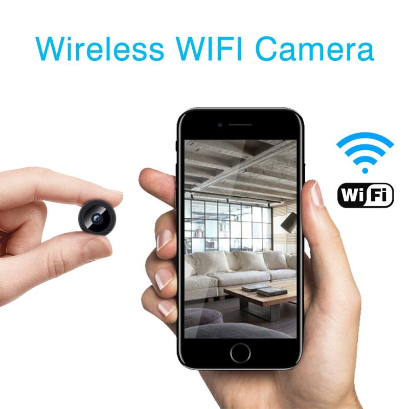 A9 Mini Camera 1080P IP Camera Smart Home Wireless Home Security IR Night Magnetic Wireless Mini Cam