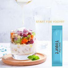 10g de levure de yaourt naturel 10 Types de probiotiques fait maison Lactobacillus L69B
