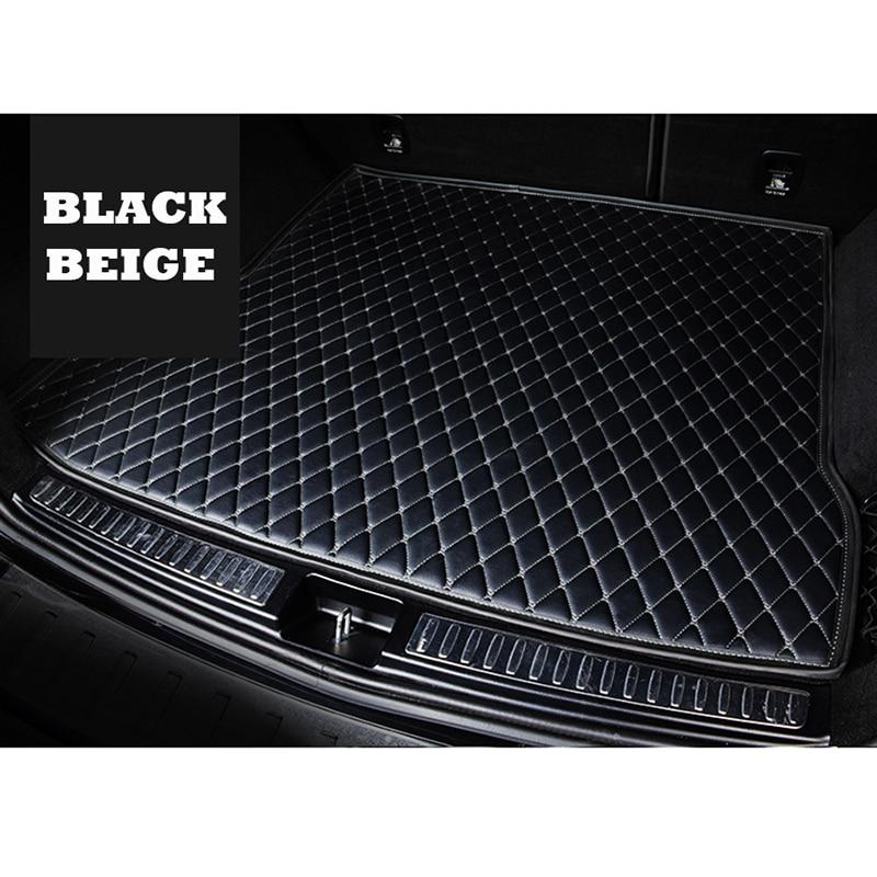 custom car trunk mat for audi tt mk1 a3 sportback a5 sportback A1 A4 A6 A7 A8 S3 S5 S6 S7 S8 R8 SQ5 Q3 Q5 Q7 all model car mats