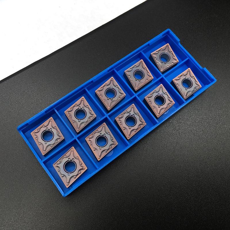 High quality CNMG120404 MA NC3020 CNC External Turning Tools CNMG120408 MA PC9030Carbide insert Lathe cutter Tool turning insert