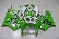 Zx-7r 00 01 kits de corpo inteiro para kawasaki zx7r 1998 carenagens plásticas Zx-7r 1996 - 2003 abs carenagem