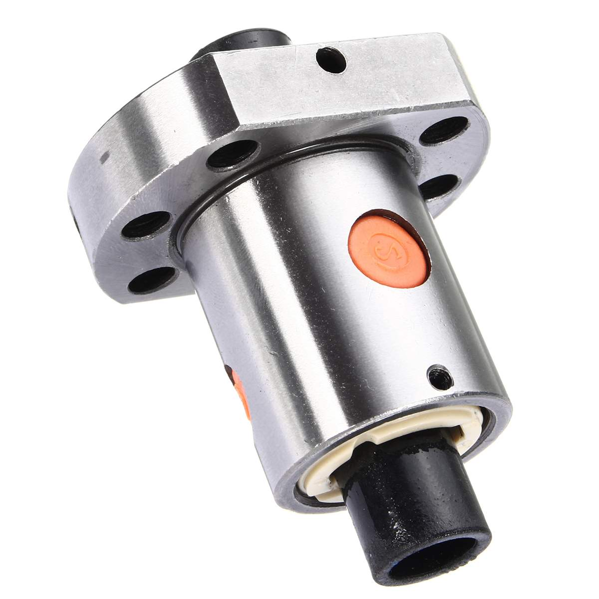 1 pieza de acero al carbono de alta resistencia SFU1605 tuerca de bola 16mm tornillo de bola acero de carbono RM1605 tuerca para 1605 tuerca carcasa envío gratis