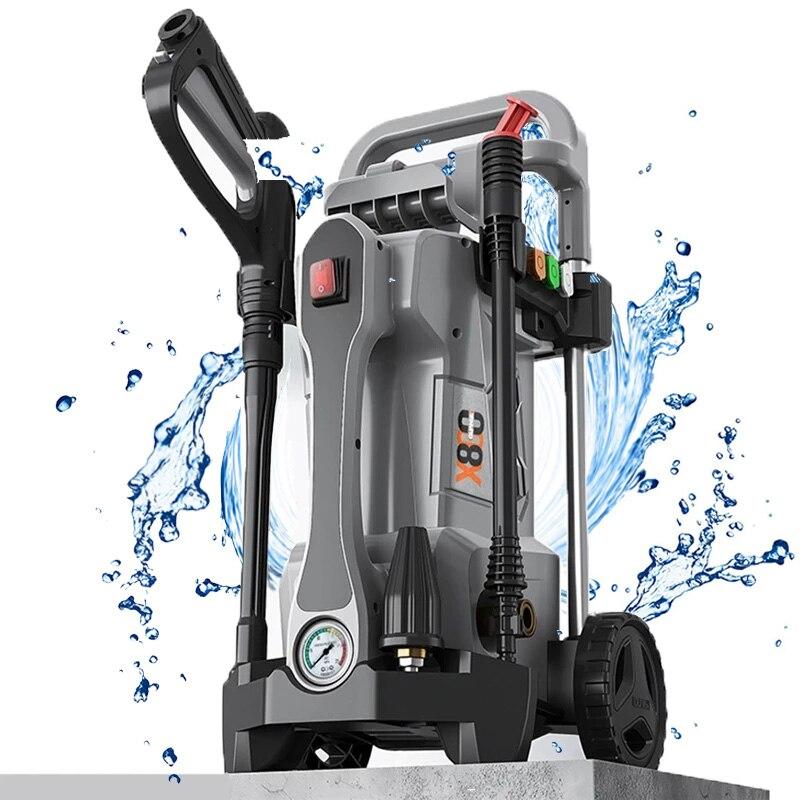 150Bar High Pressure Washer Car Washing Machine Pressure Sprayer Cleaner Pump For Parkside Foam Generator Sink Accessories