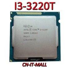 Processeur Intel Core I3-3220T 2.8G 3M 2 cœurs 4 fils LGA1155