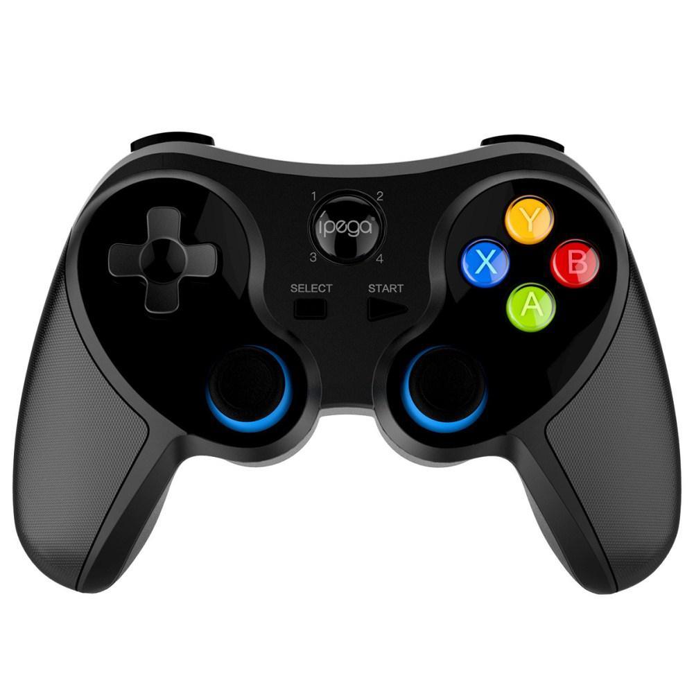 GloryStar máquina de IPEGA Gamepad inalámbrico Bluetooth para MOBA tiroteo juego de supervivencia Android IOS Joystick controlador de juego PUBG consola