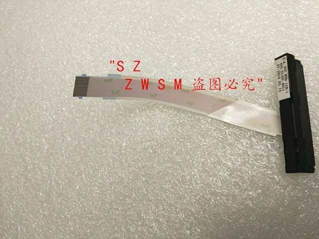 New laptop Brand HDD Connector original For Lenovo LB720 B720 KT555 LB720 SATA HDD hard drive cable