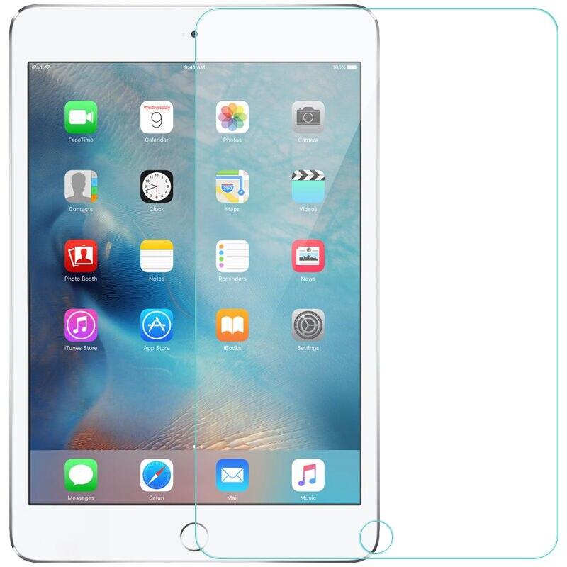 Película de vidrio templado esmerilado antideslumbrante 9H, pantalla de protección para Apple IPad Mini 1 2 3, antideslumbrante y a prueba de explosiones