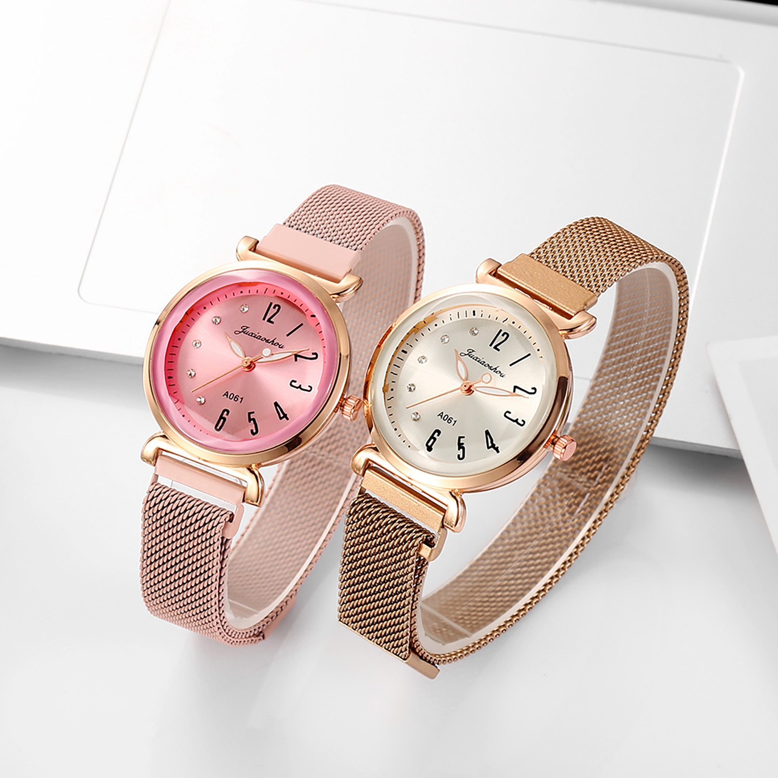 Fashionable Casual Women's Watch Watches Sky The Stars Watches Female Students Trend Strap Watches B