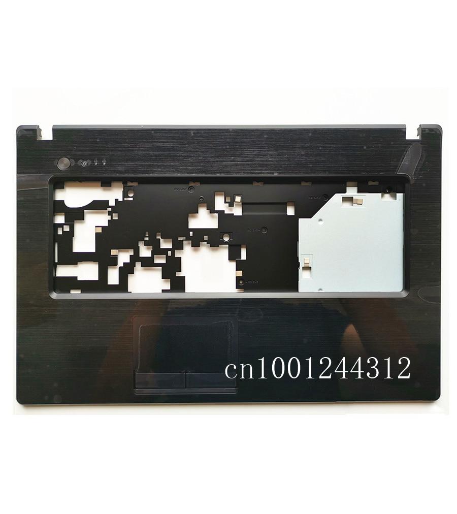 95New الأصلي لينوفو G770 G780 Palmrest العلوي حافظة لوحة المفاتيح الحافة غطاء 17.3