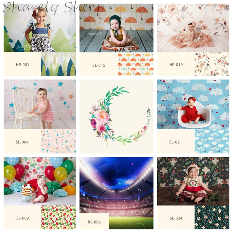 Newborn Photography Backdrop Fabric Baby Photo Shoot Studio Posing Background Nano Cloth Kid Baby foto Shooting Accessories
