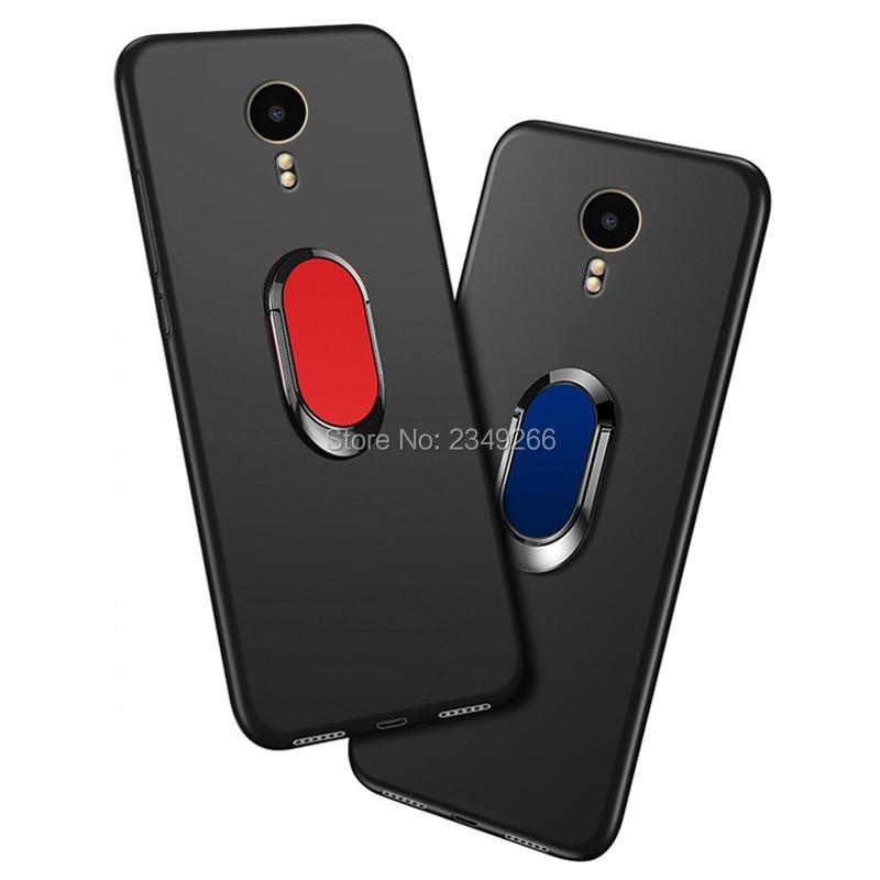 Funda para Meizu M2 Note 2GB 32GB cubierta de silicona negra suave...