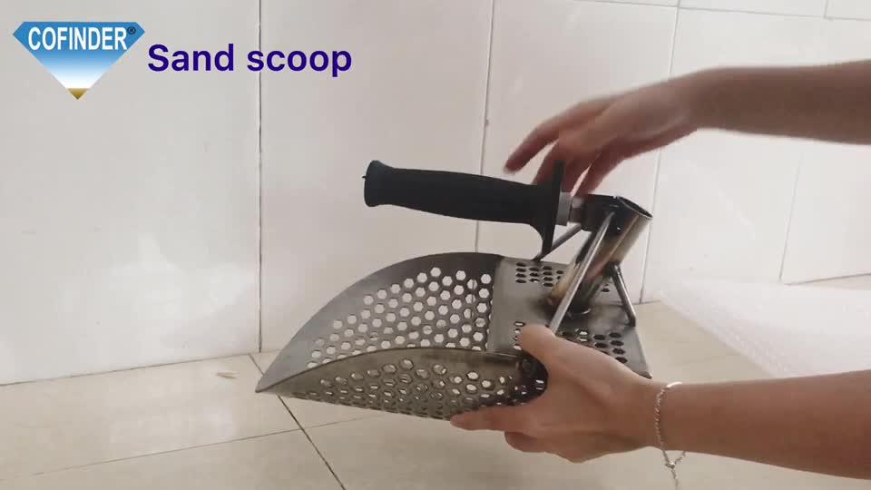 Direct factory sales the Aliexpress Ebay top selling sand scoop metal detector