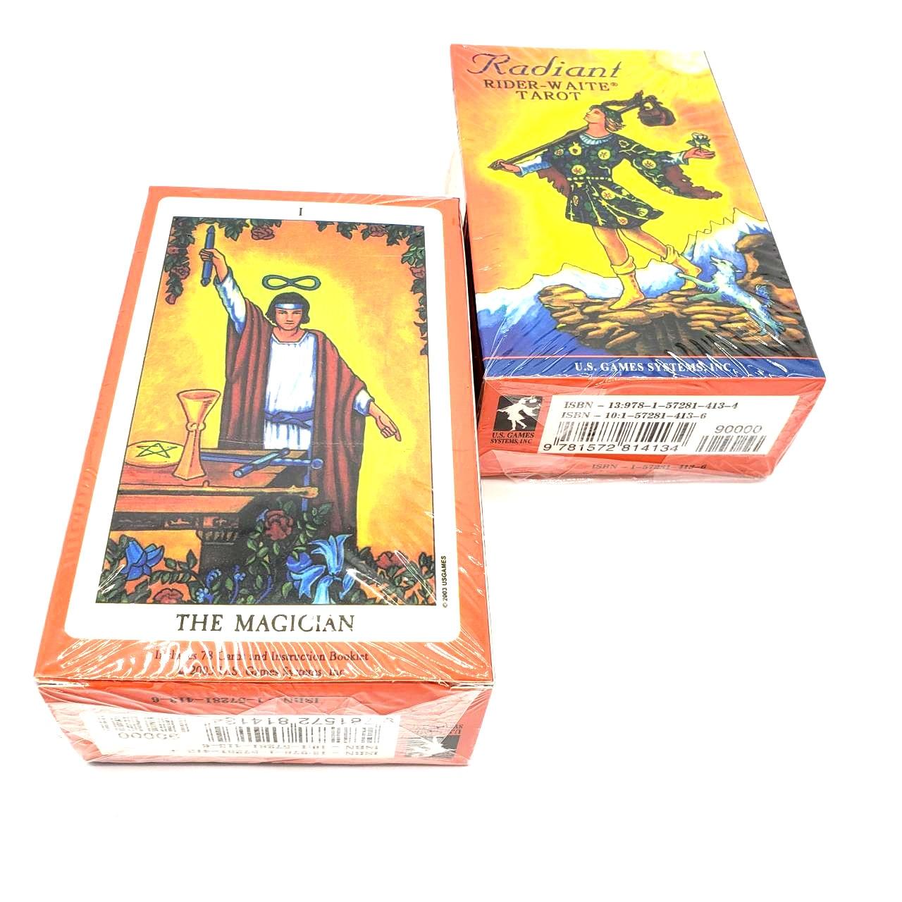 English version Tarot Card Divination Fate Tarot Deck Board Game Cards 78 cards Event & Party Board Game Rider Waite Tarot недорого