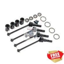 Radio control car RC trax 8950 8950X 89076-4 metal drive shaft CVD option upgrade parts