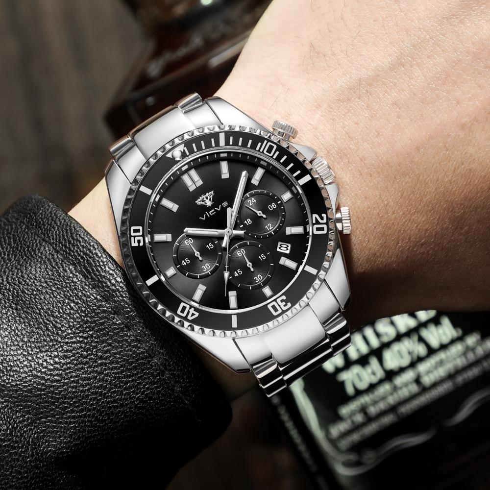 Мужские часы 2021, Роскошные мужские часы, оригинальные китайские часы, Бесплатная доставка часов