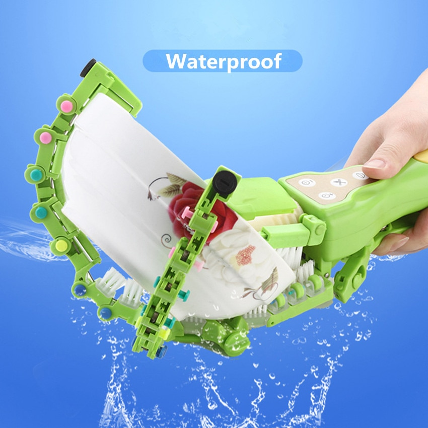 Máquina de Lavar Louça de Mão Cozinha Impermeável Proteção Ambiental Água-saving Louça Elétrica Portátil Inteligente Ipx5