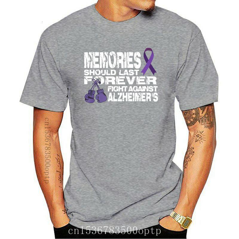 Men T Shirt Alzheimers T-Shirt Alzheimer's Apparel Women T-Shirt