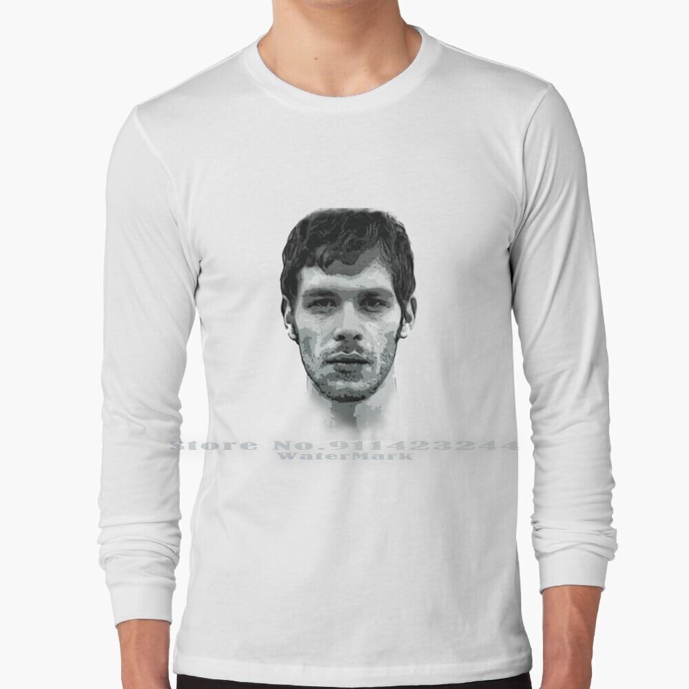 Klaus 1 Long Sleeve T Shirt Tee Klaus Niklaus Mikaelson The Originals Joseph Morgan Nina Dobrev Ian Somerhalder Paul Wesley