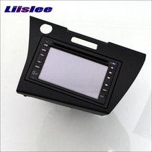 Liislee-lecteur CD DVD GPS   2010 ~ 2016 pour Honda CRZ (ZF1), système Audio stéréo multimédia