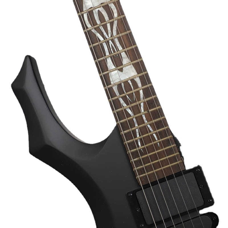 Precision Bass Guitar Portable Professional High Quality Travel Guitar Electric Pickup Guitarra Electrica Musical Instruments E5 enlarge