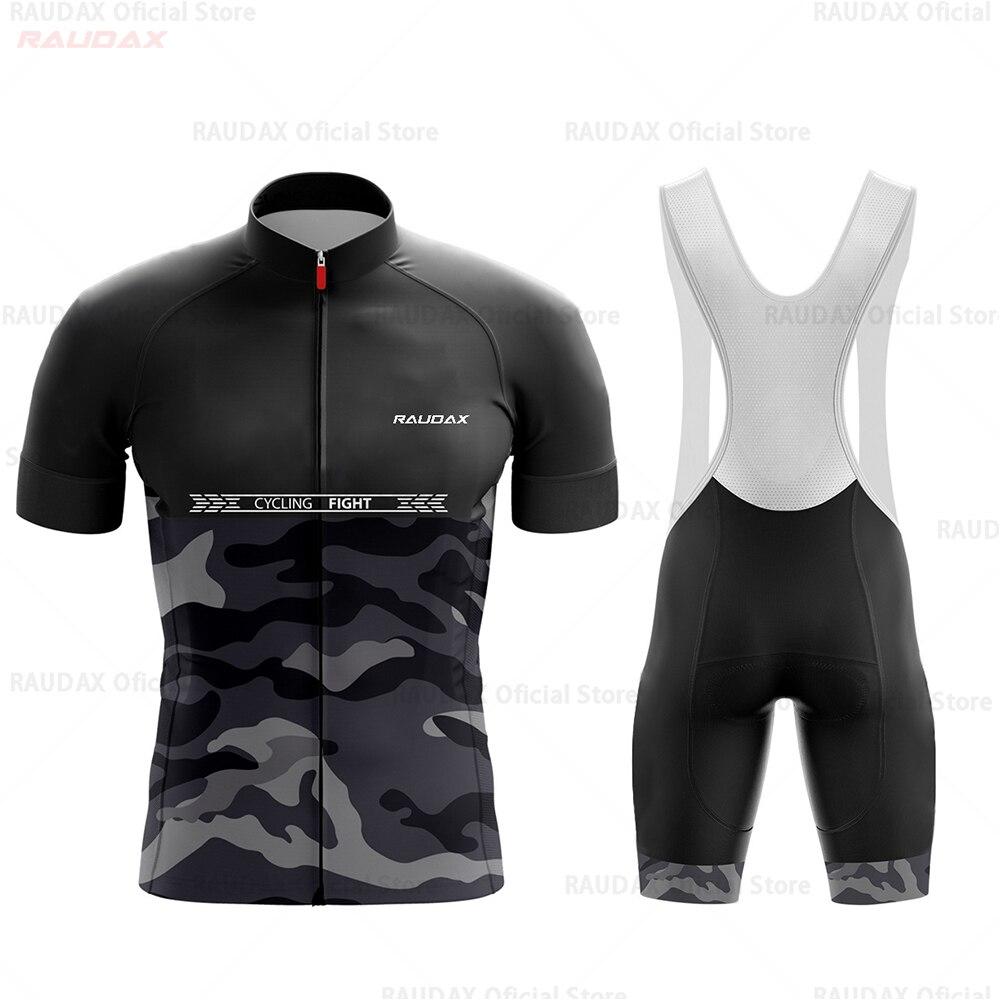Ropa de Ciclismo para Hombre, pantalones cortos para bicicleta teledirigido, Jersey de...