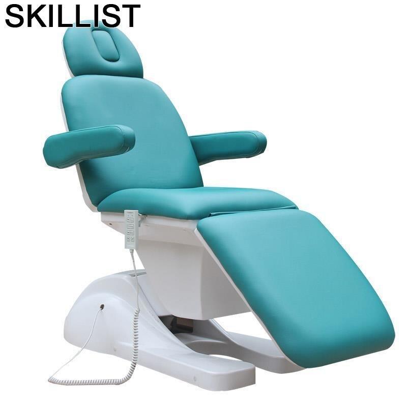 Tidur-Cama De masaje Dental Plegable, muebles De belleza, Cama De masaje