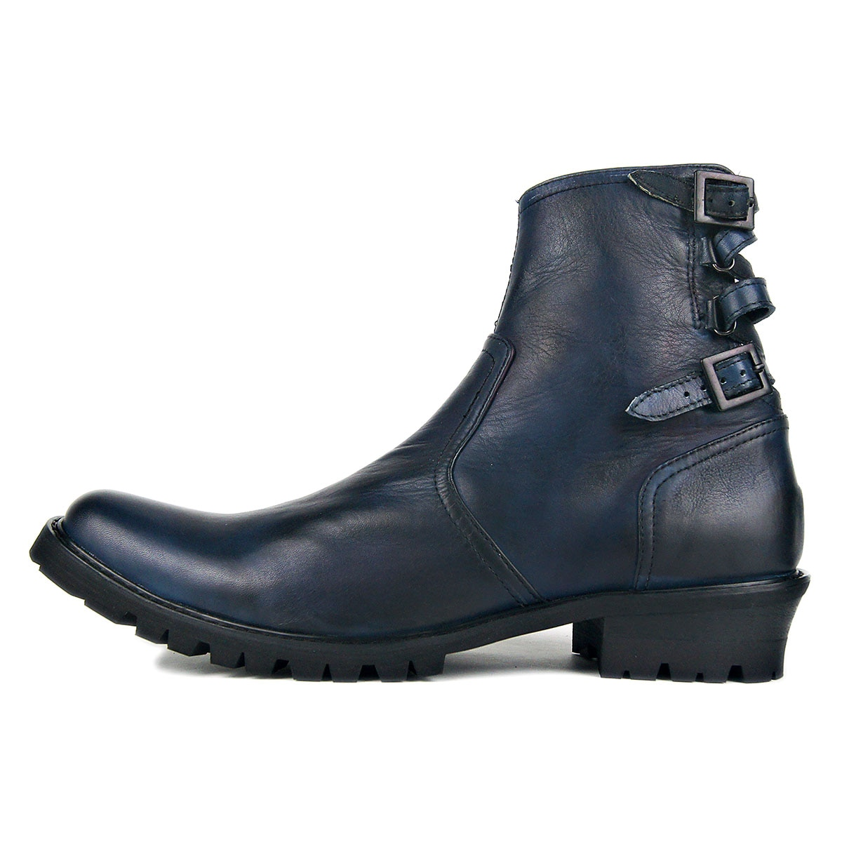 OTTO-أحذية تشيلسي أصلية من جلد البقر chukka للرجال ، أحذية بسحاب ، أحذية على الطراز البريطاني ، عصرية ، جديدة ، مبيعات ساخنة