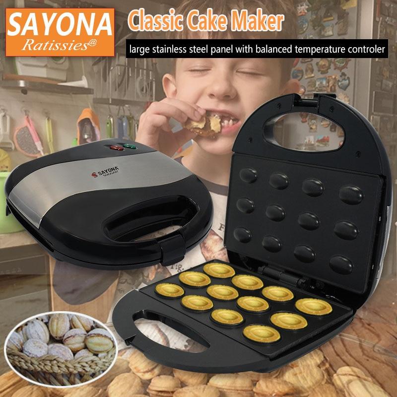 آلة صنع المكسرات والكعك المنزلية الصغيرة ، وآلة الخبز ، والتجفيف