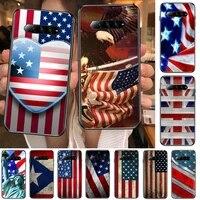 usa american flag phone case for xiaomi redmi black shark 4 pro 2 3 3s cases helo black cover silicone back prett mini cover fun