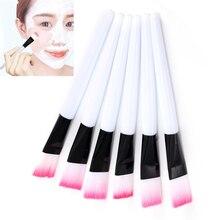 2Pcs/Set Makeup Mask Brushes Facial Face Mask Mud Mixing Brush Skin Care Beauty Tool Sculpting Found