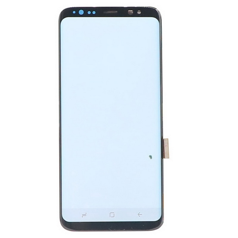 Original AMOLED S9+ LCD Display For SAMSUNG Galaxy S9 Plus G965 G965F LCD Display Touch Screen Digitizer With Frame+Dead pixels enlarge